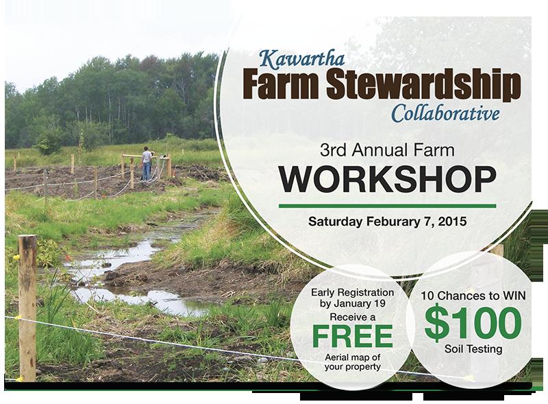 2014 Kawartha Farm Stewardship Workshop
